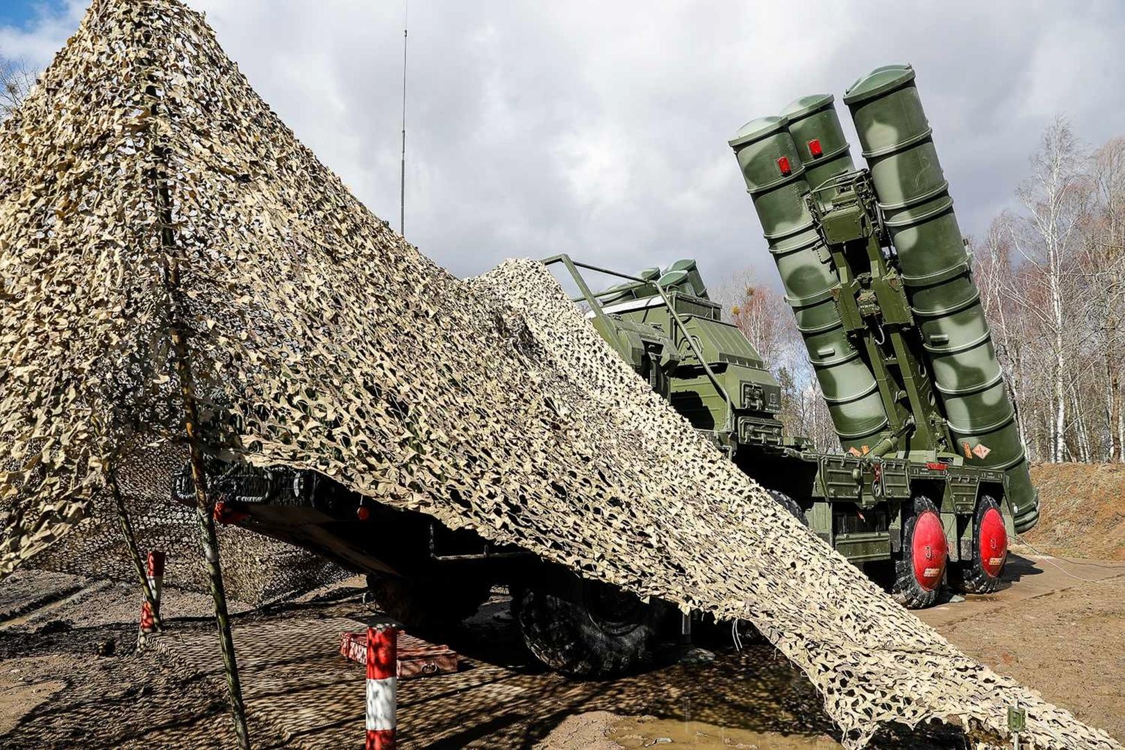 تركيا تختبر صواريخ