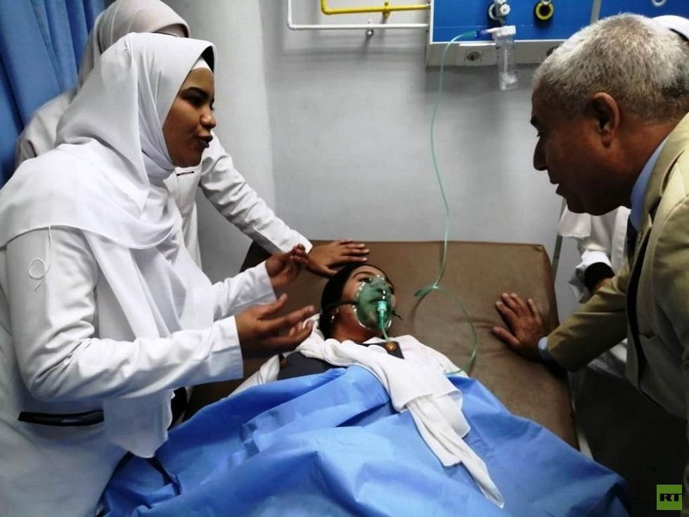 مصر.. تعرض عشرات الطالبات للاختناق بتسرب للغاز