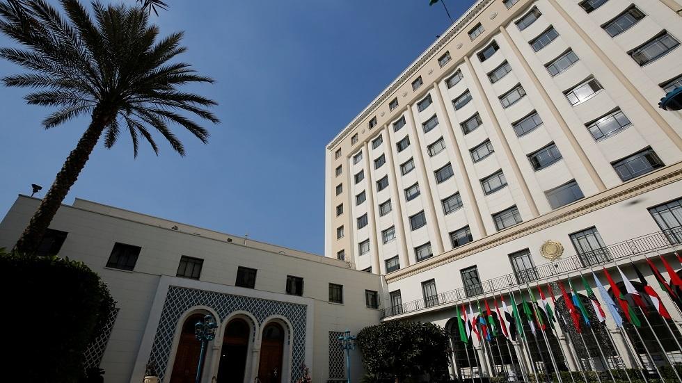مبنى جامعة الدول العربية في القاهرة - أرشيف