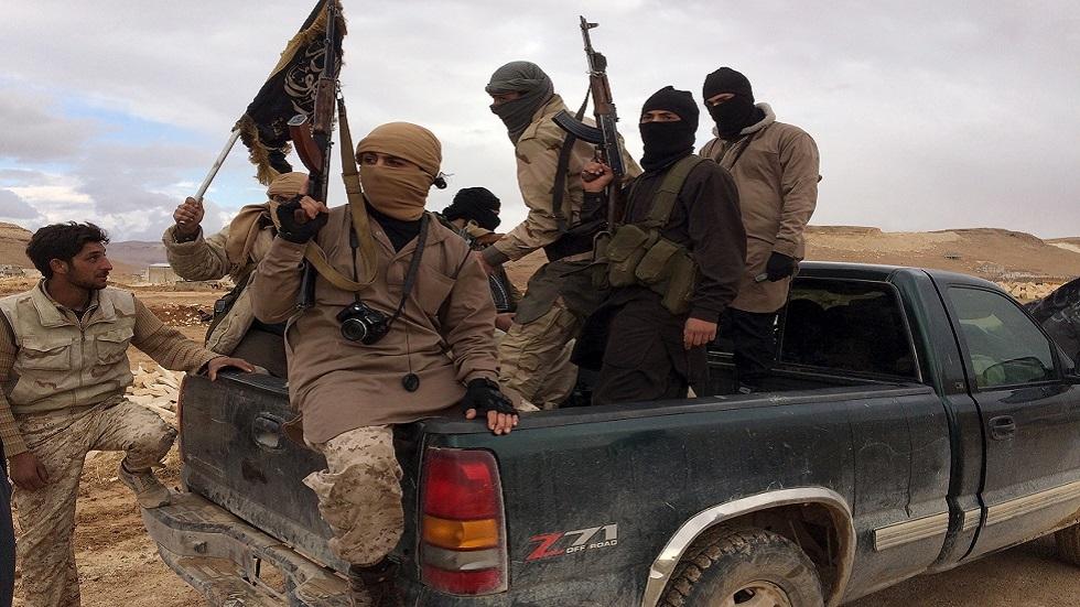 الدفاع الروسية: الإرهابيون و