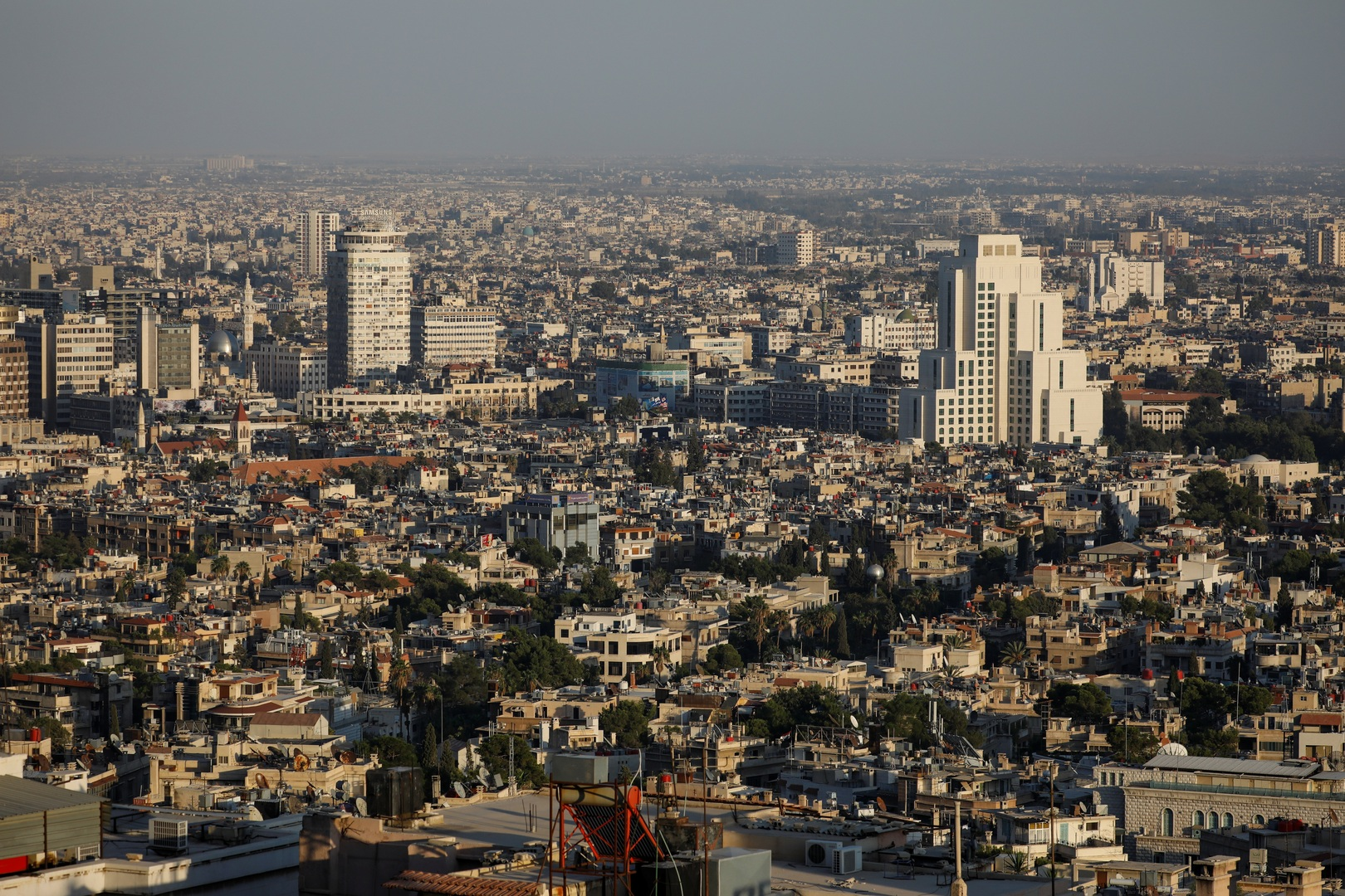 اتفاق سوري إيراني على بناء المدن والضواحي