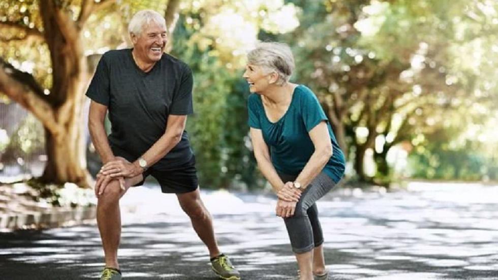 تمارين رياضية تساعد على إطالة العمر