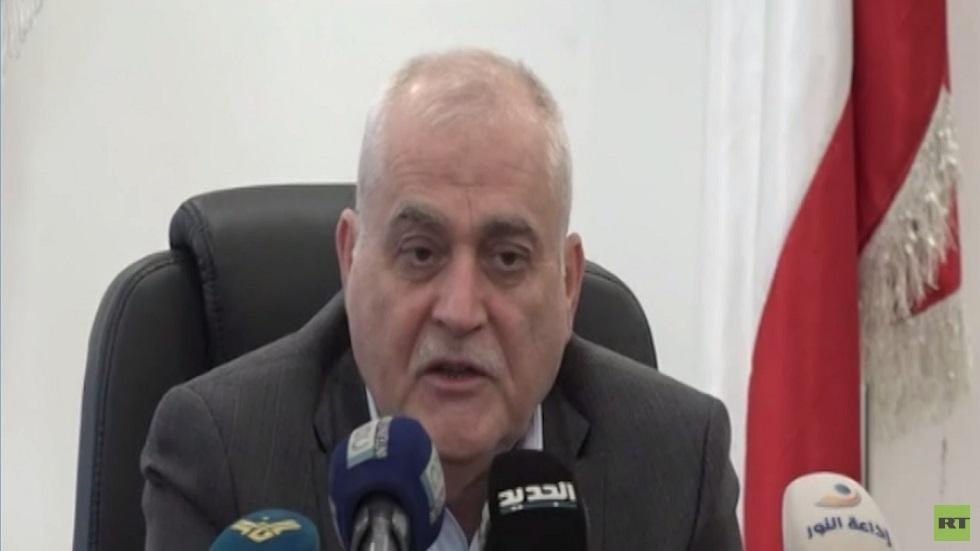 لبنان.. وزير الصحة يدق ناقوس الخطر