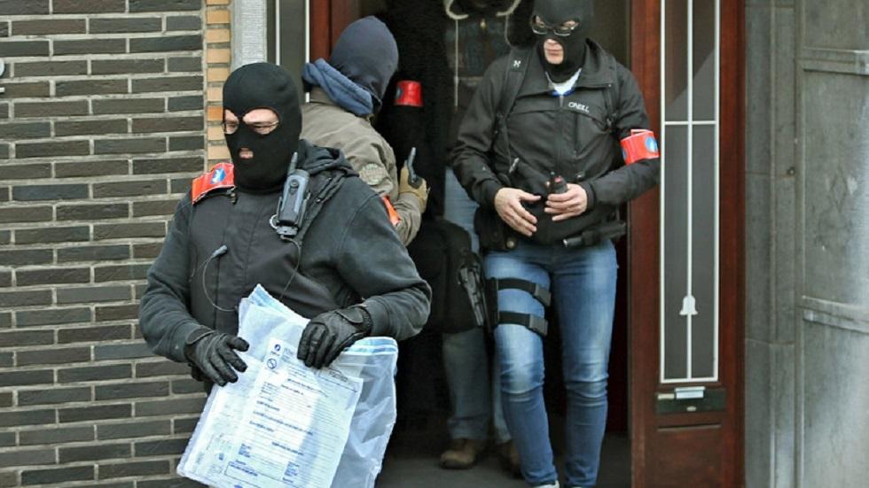قوات أمنية في بروكسل (صورة أرشيفية)