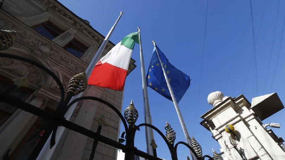 إيطاليا والاتحاد الأوروبي