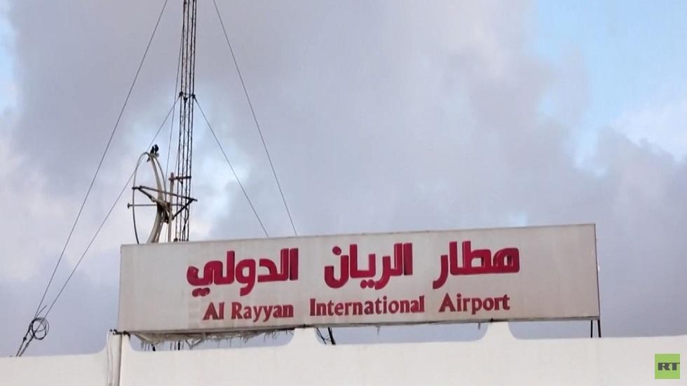 مطار المكلا في حضرموت يستأنف عمله