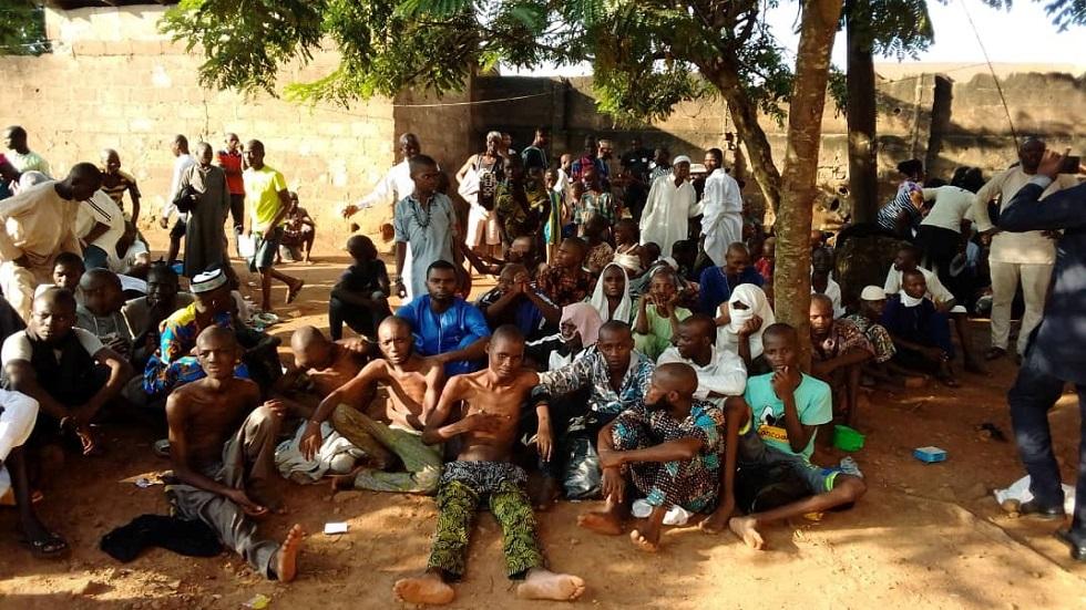 مواطنو نيجيريا