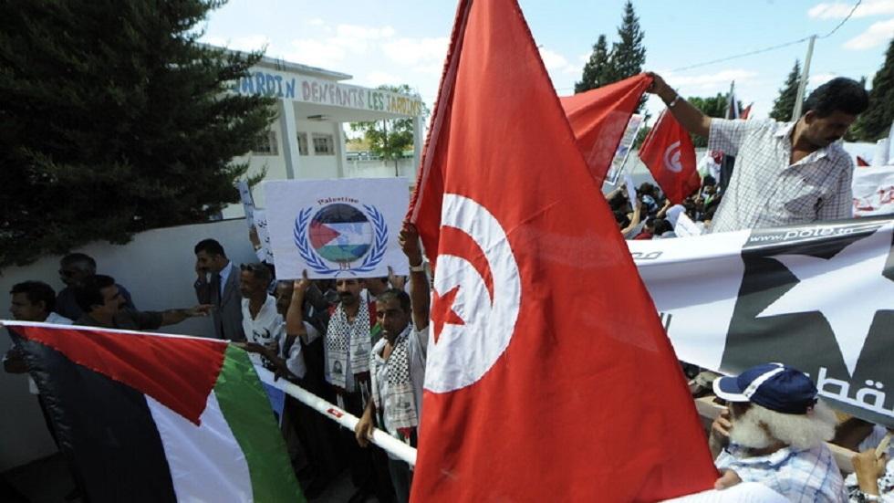 تونس تؤكد التزامها بالقضية الفلسطينية -
