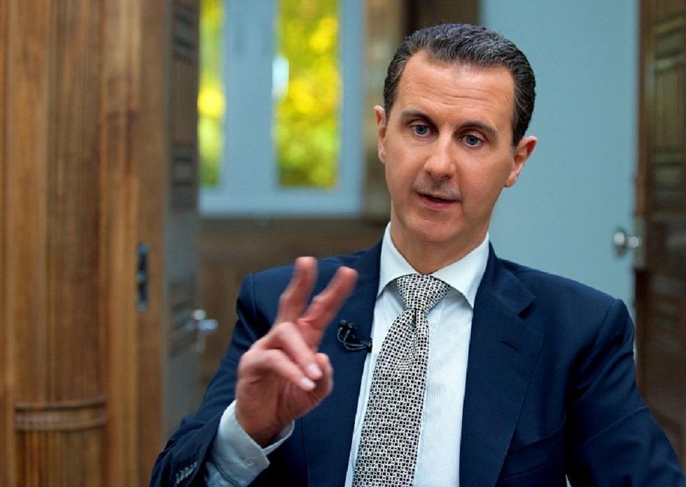 الأسد يعلل سبب بقائه في السلطة!