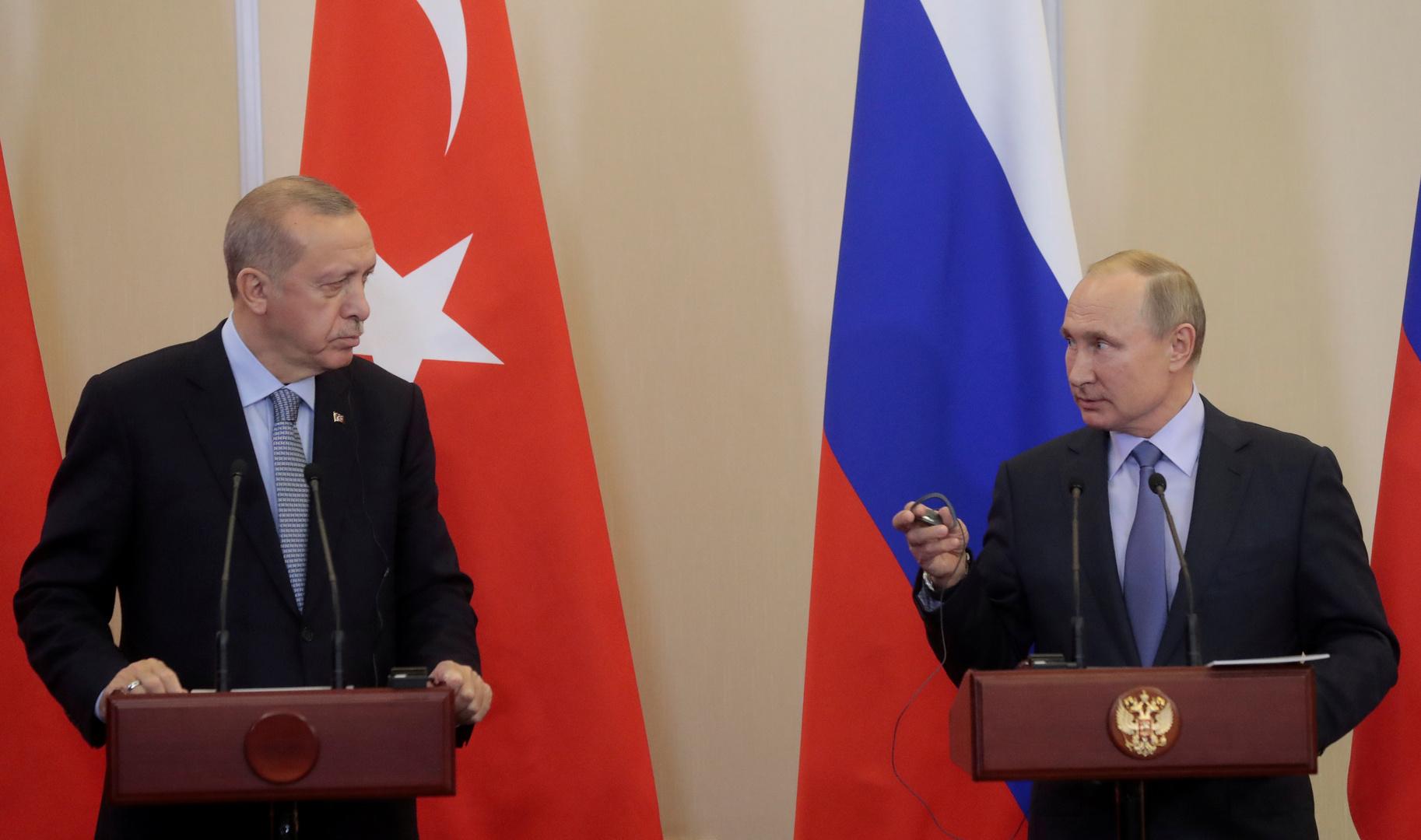 يحاولون زرع الشقاق بين تركيا وروسيا بأقذر الطرق