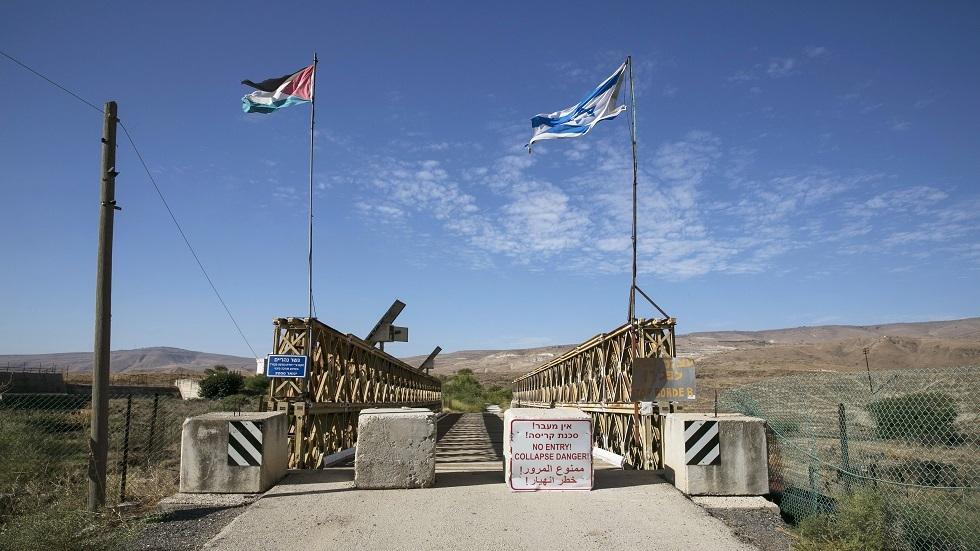 الرئيس الإسرائيلي يبحث مع مبعوث الملك الأردني