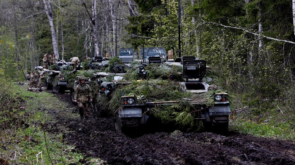 خطط الناتو في البلطيق تواجه تحديا بسبب سوريا