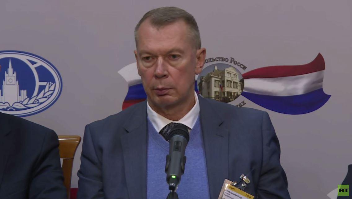 مندوب روسي: روسيا والولايات المتحدة لم تنسيا كيفية التوافق على ساحة