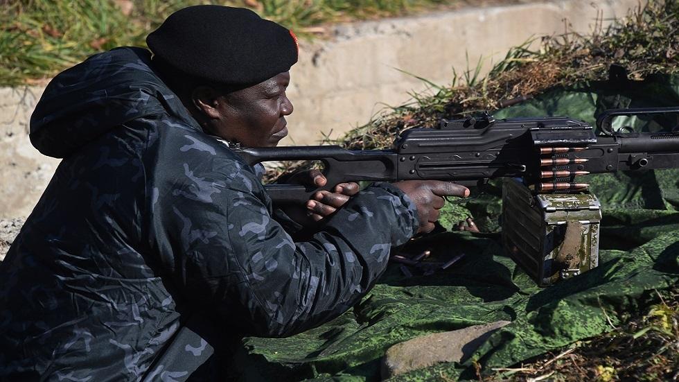 أسلحة روسية إلى الغابون لأول مرة