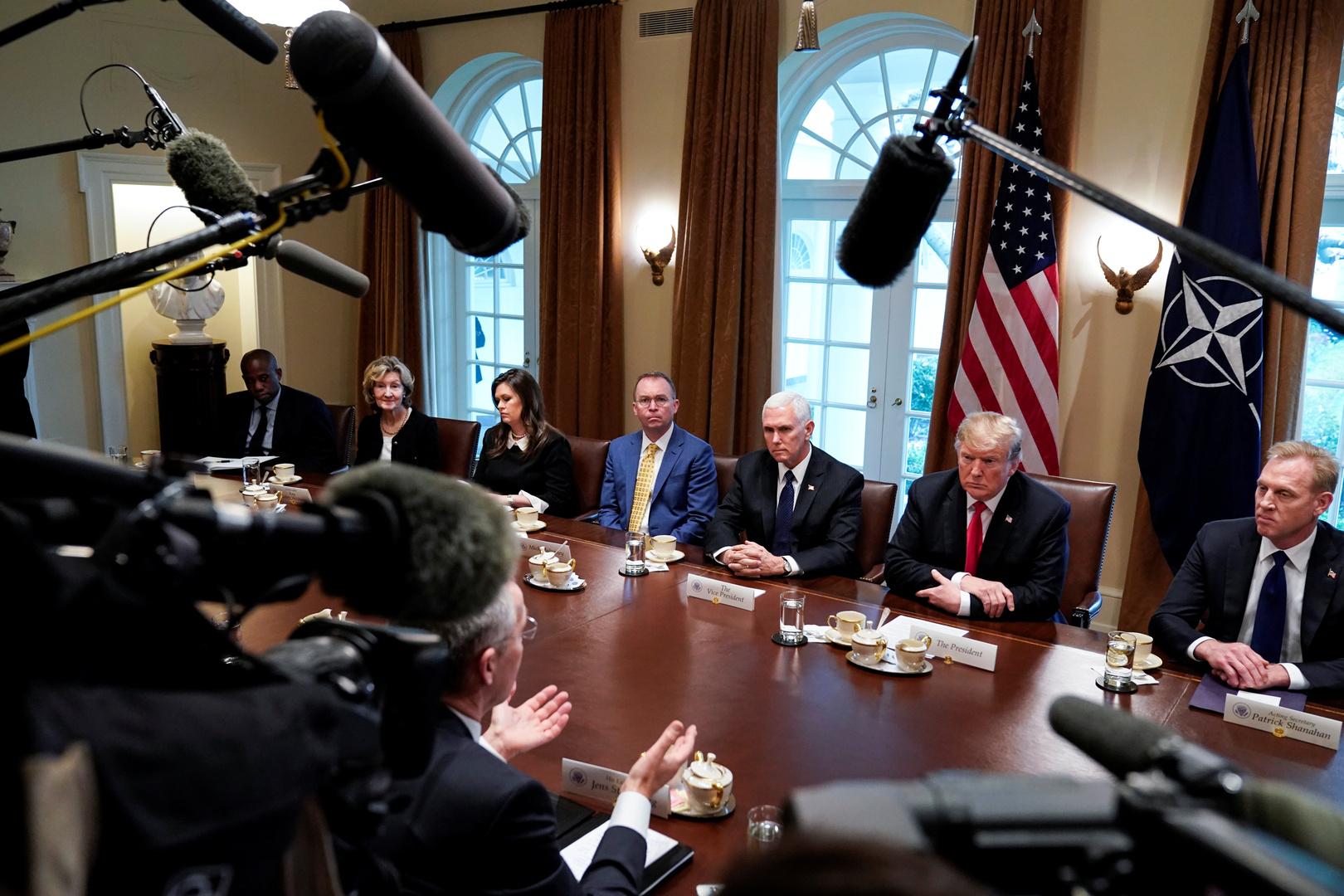 لتدفع أوروبا: ترامب يقلّص مساهمة أمريكا في ميزانية الناتو