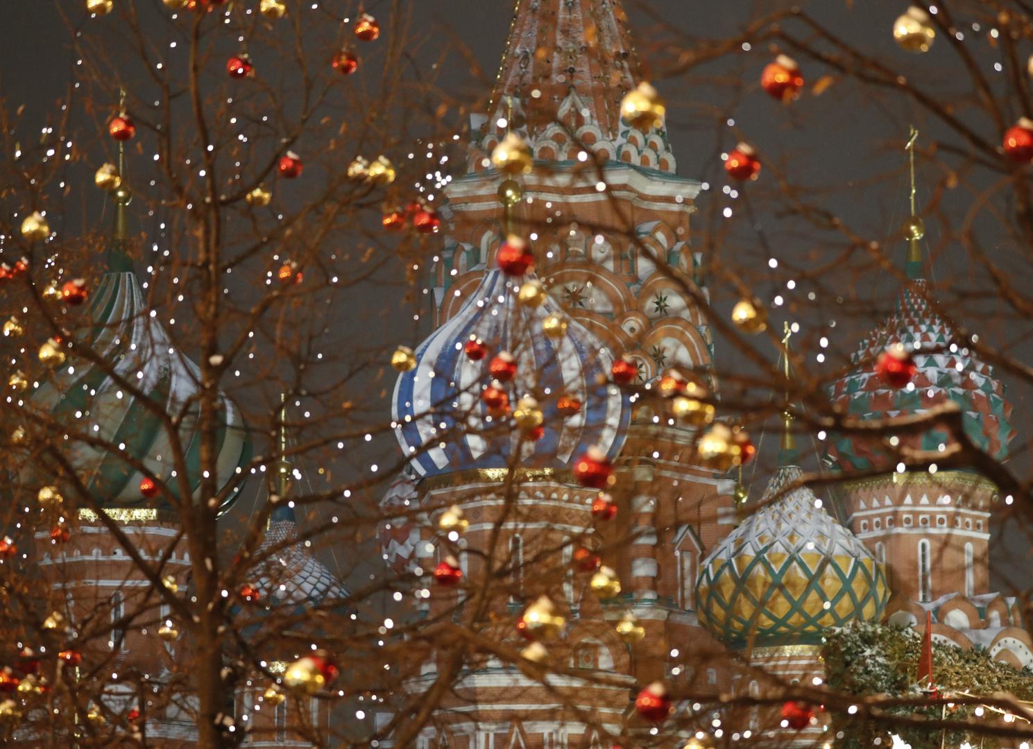 موسكو تفوز بجائزة أفضل وجهة سياحية في العالم