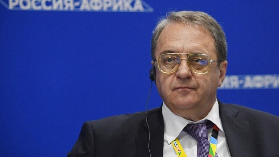 ميخائيل بوغدانوف، نائب وزير الخارجية الروسي