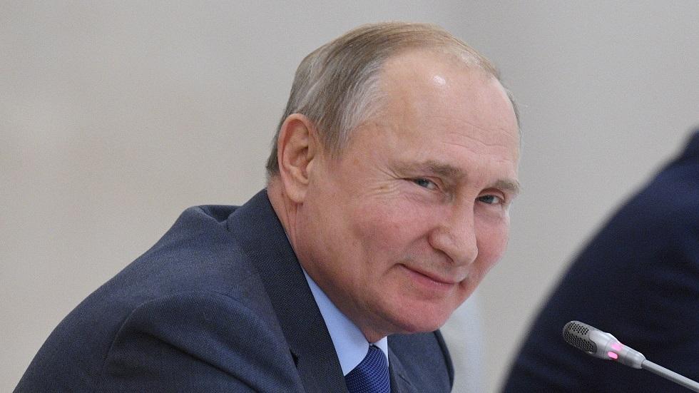 الرئيس الروسي/ فلاديمير بوتين