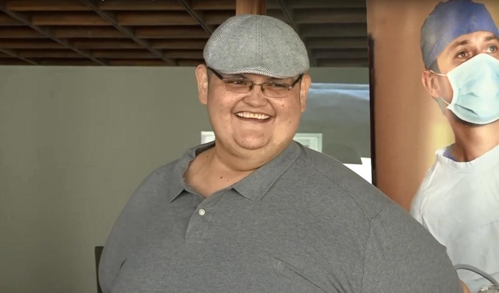 المكسيكي خوان بيدرو فرانكو