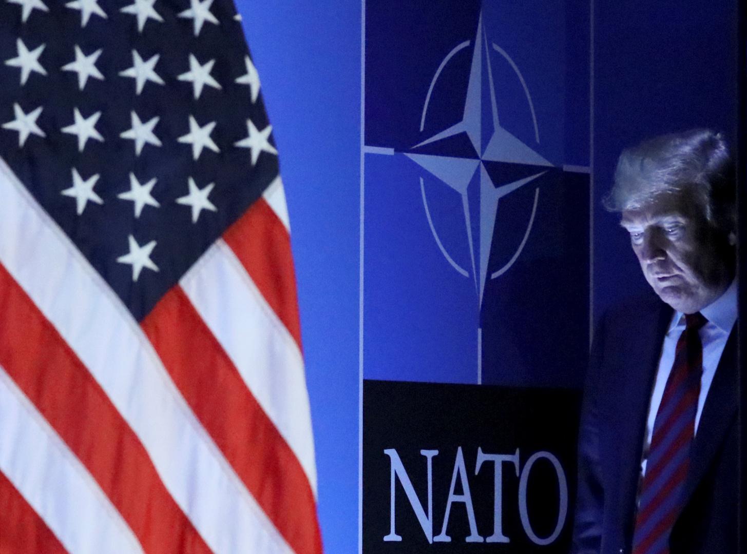 واشنطن: ننتظر من جميع دول الناتو أن ترفع إنفاقها العسكري بحلول العام 2024
