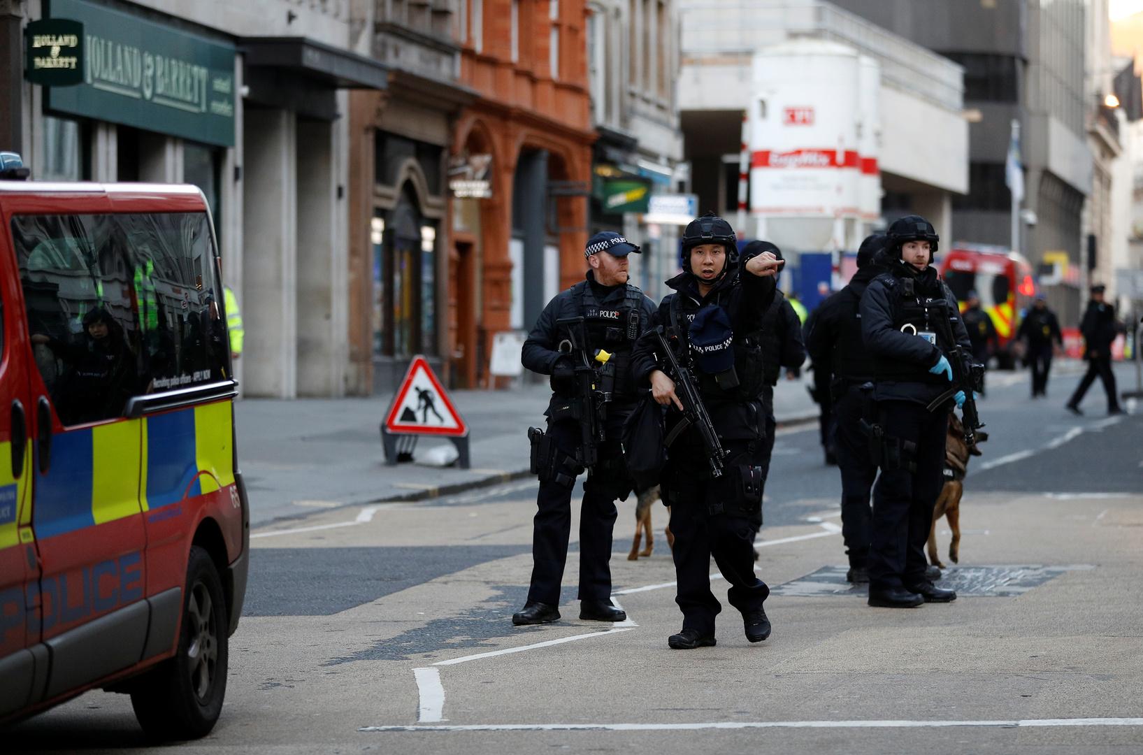 داعش  يعلن مسؤوليته عن الهجوم في جسر لندن -