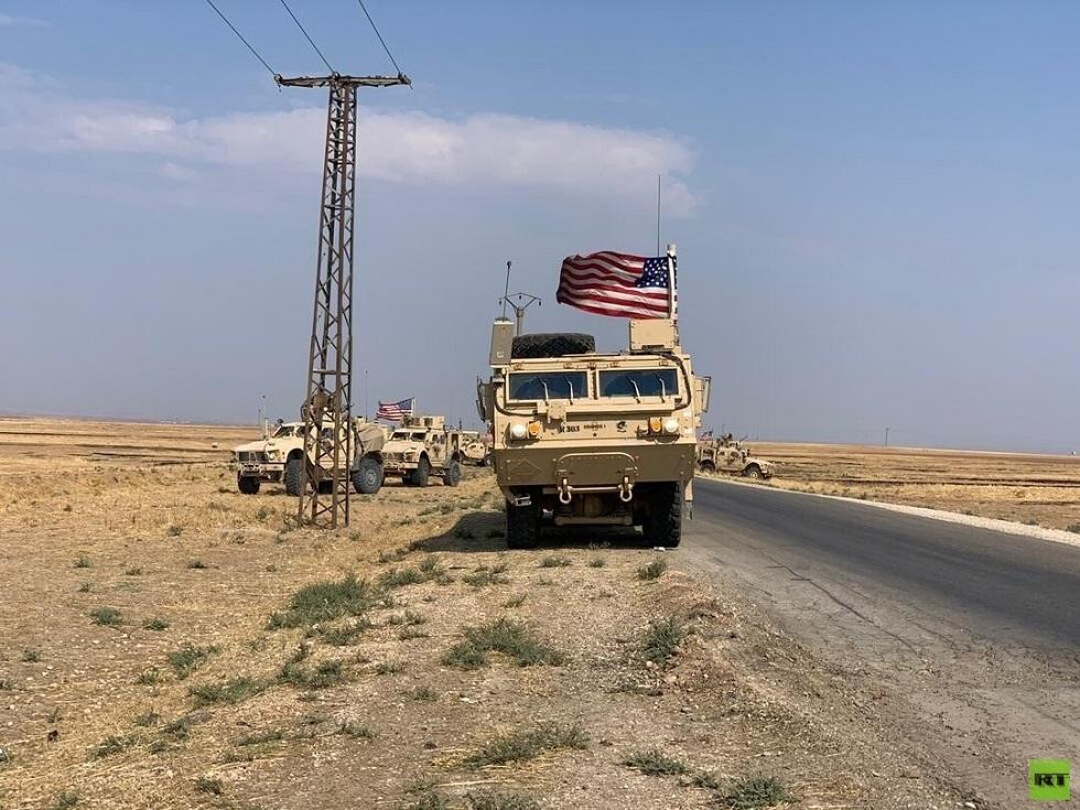 20 شاحنة عسكرية أمريكية تدخل من العراق إلى الحسكة في شمال سوريا