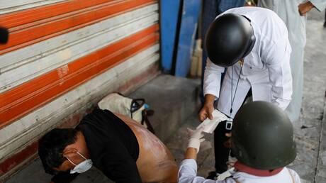 العراق.. 23 قتيلا وأكثر من ألف مصاب حصيلة خمسة أيام من الاحتجاجات