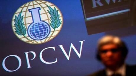 """موسكو: يجب على قيادة منظمة """"الأسلحة الكيميائية"""" أن تستخلص أسباب انقسامها"""