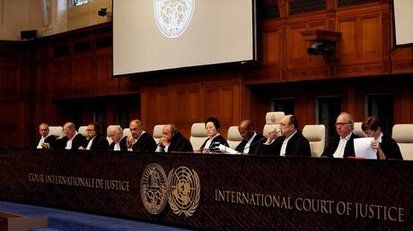 المحكمة الدولية في لاهاي ترفض اعتراض روسيا على دعوى أوكرانية