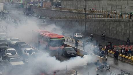 الأمن القومي الإيراني يحدد الجهة التي هاجمت قوات الأمن أمس
