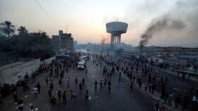 غوتيريش يبدي قلقه لارتفاع حصيلة ضحايا احتجاجات العراق