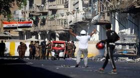 العراق.. المتظاهرون يهددون شركات الإنترنت