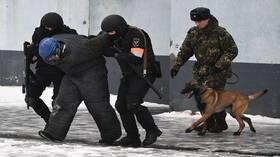 القوات الخاصة تتسلم أجهزة لرؤية البشر وراء الجدران 5dd271da4c59b72edd6e9388