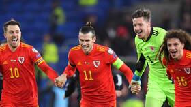 بالفيديو.. غاريث بيل يستفز ريال مدريد خلال احتفاله بتأهل ويلز إلى يورو 2020