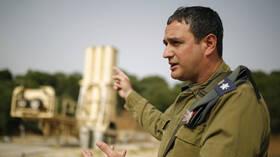 جنرال إسرائيلي محذرا: قدرات إيران الصاروخية عظيمة وتخطط لهجوم متعدد الاتجاهات