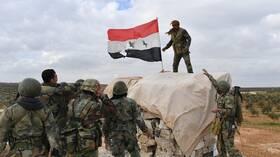 نتيجة بحث الصور عن الجيش السوري ادلب