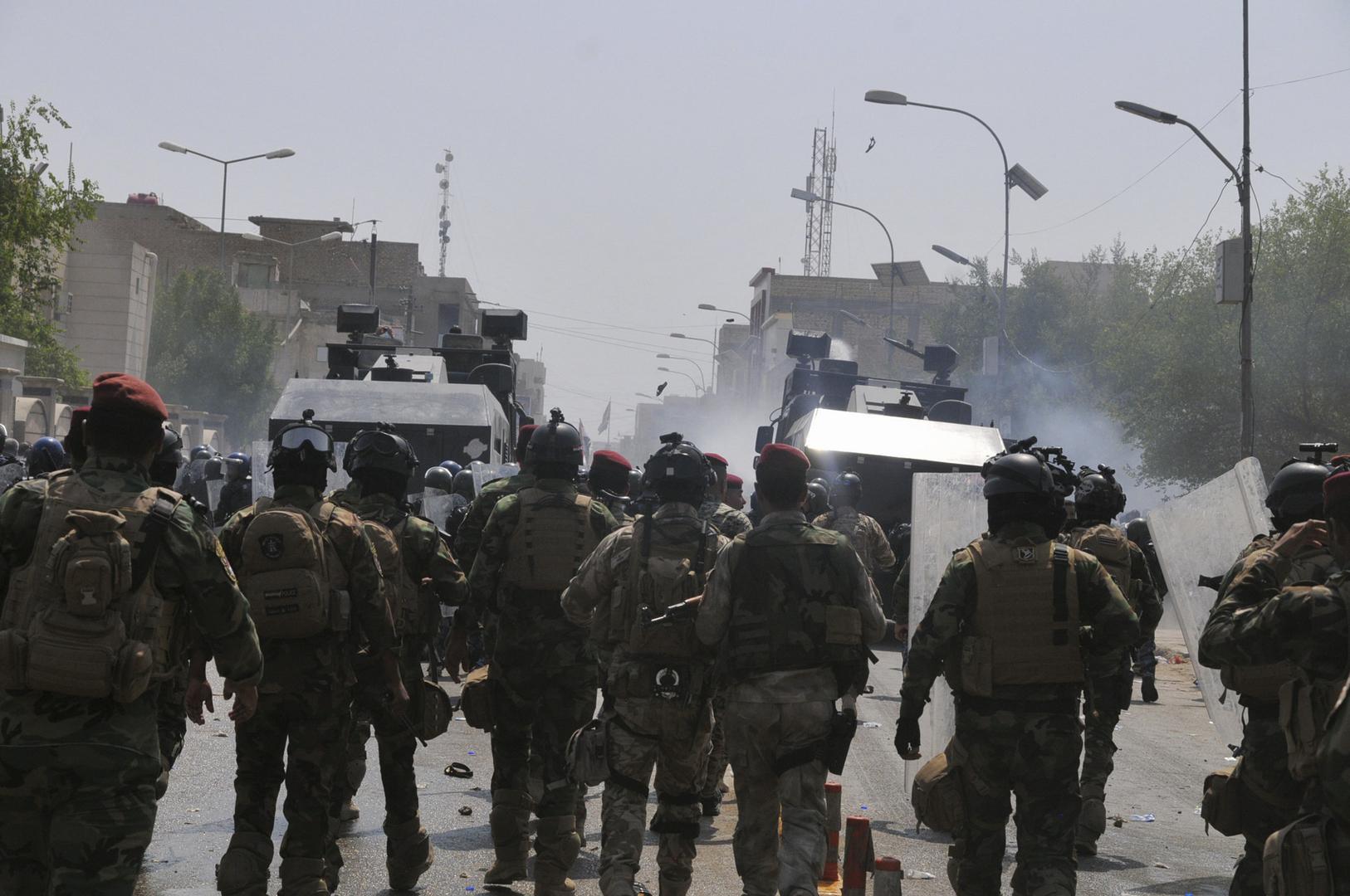 القضاء العراقي يأمر بتوقيف المسؤول عن الملف الأمني في أحداث ذي قار