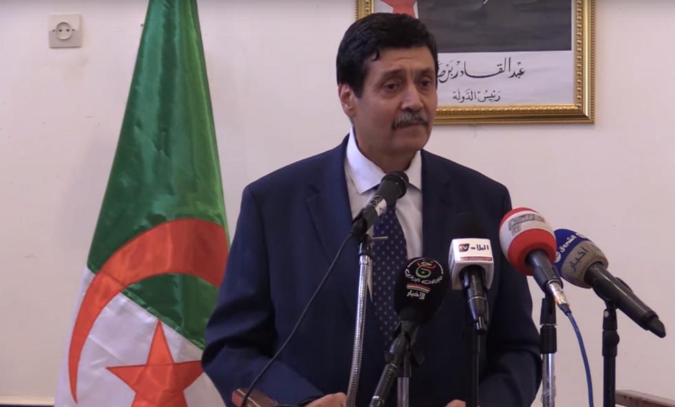 وزير جزائري يدعو البرلمان إلى فتح ملف تجريم الاستعمار الفرنسي