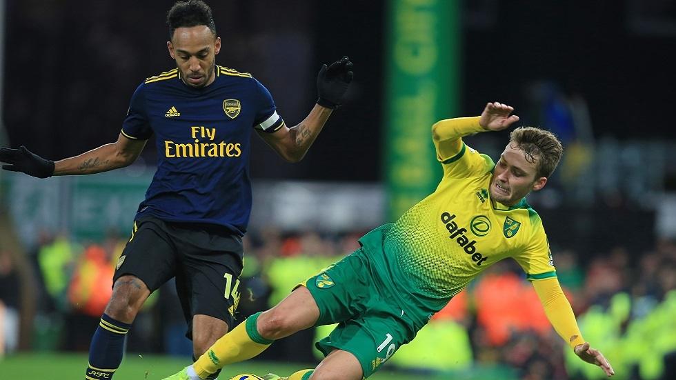 أرسنال يواصل تخبطه في الدوري الإنجليزي