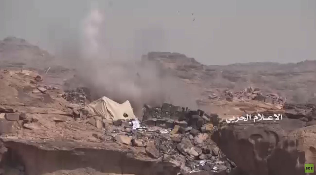 الحوثيون: قمنا بصد هجمات برية قرب الحدود