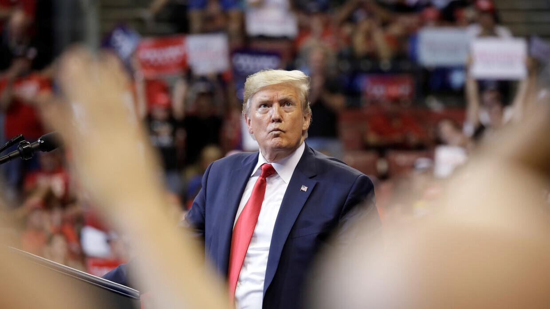 البيت الأبيض: لن نشارك في جلسة مساءلة ترامب يوم الأربعاء