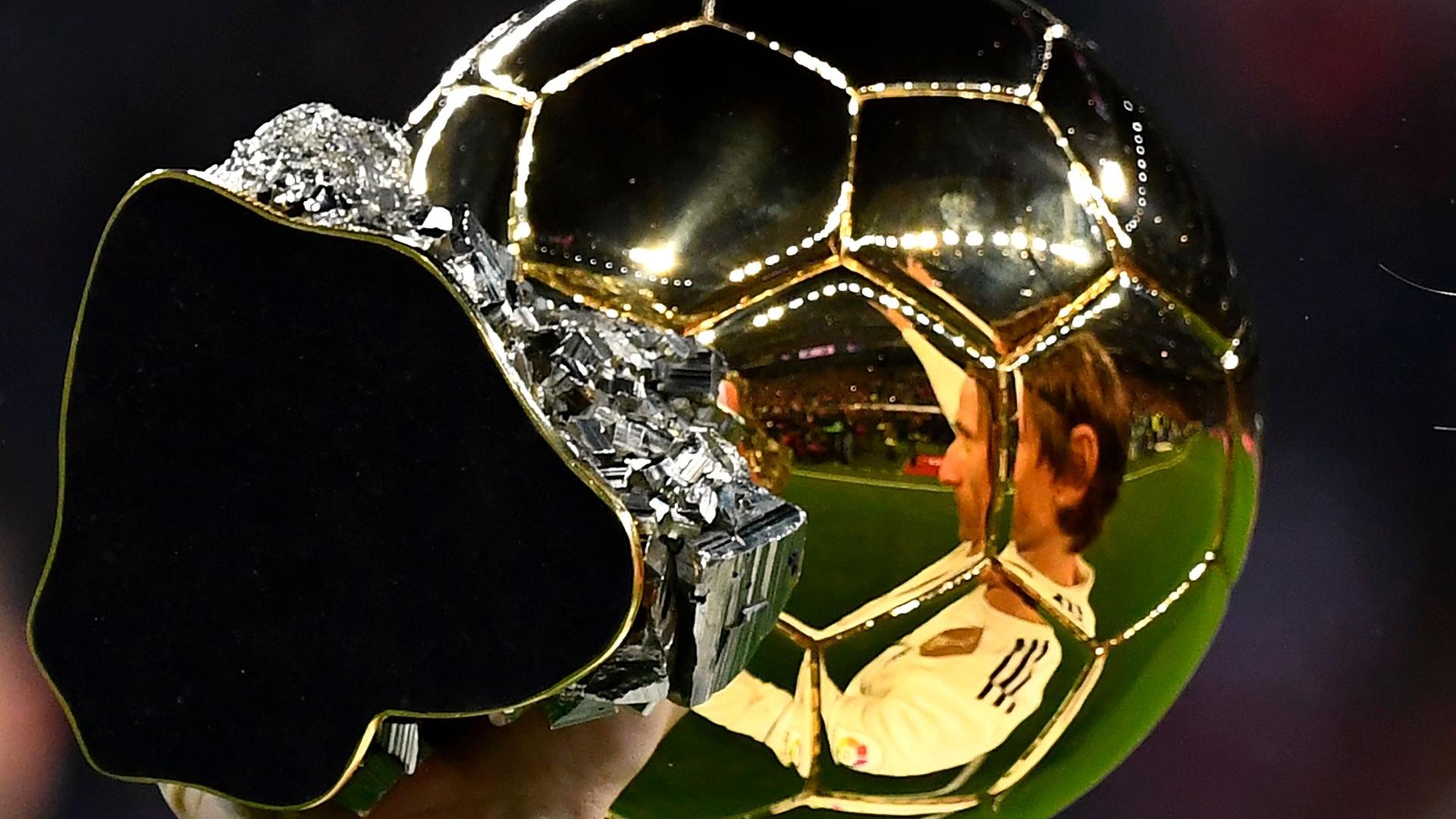 تعرف على موعد حفل جائزة الكرة الذهبية لعام 2019