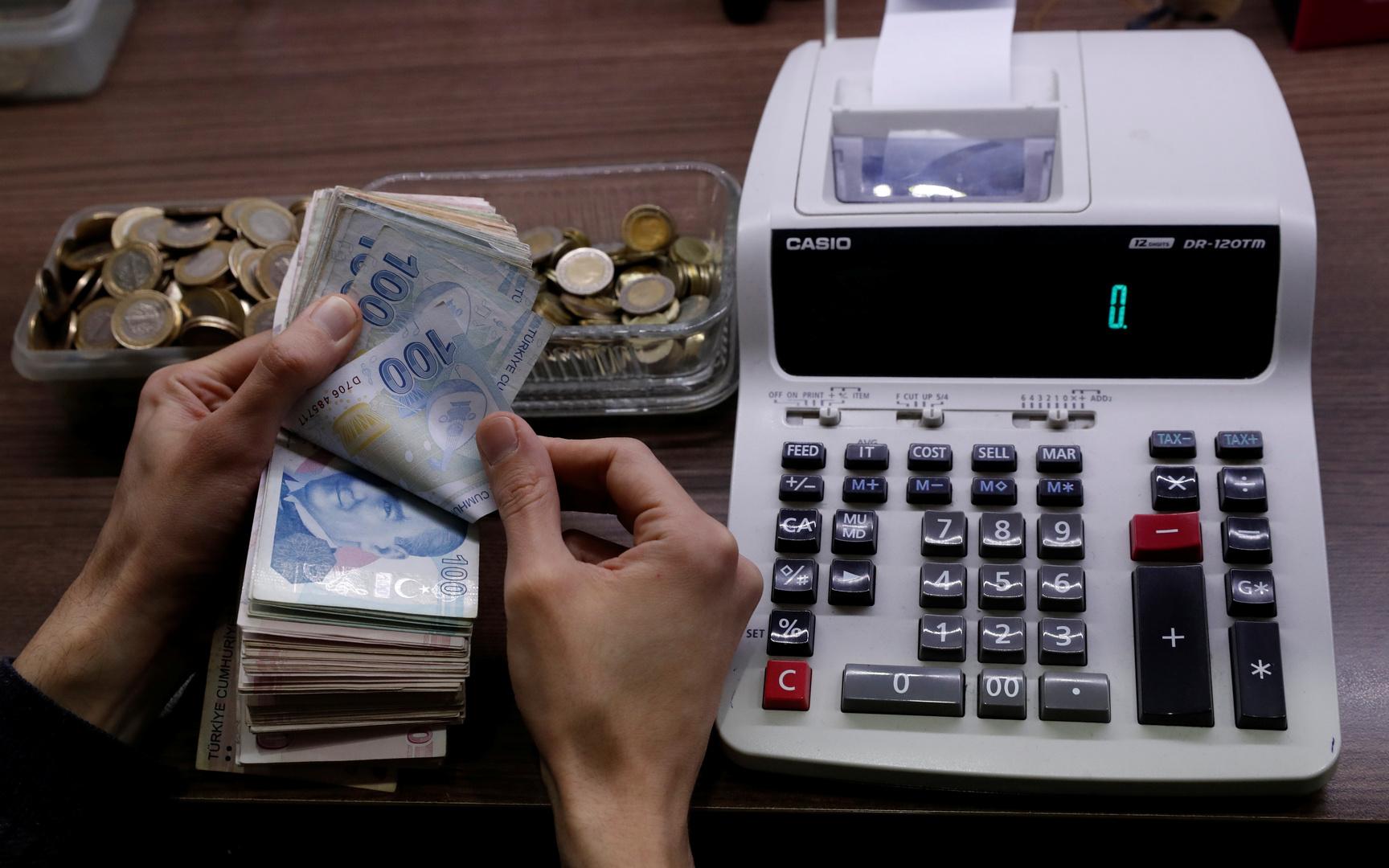 الاقتصاد التركي يسجل نموا في الربع الثالث من العام الجاري