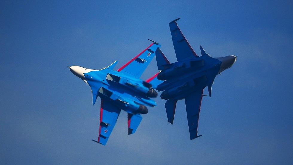 طائرات روسية ترهب الأعداء!