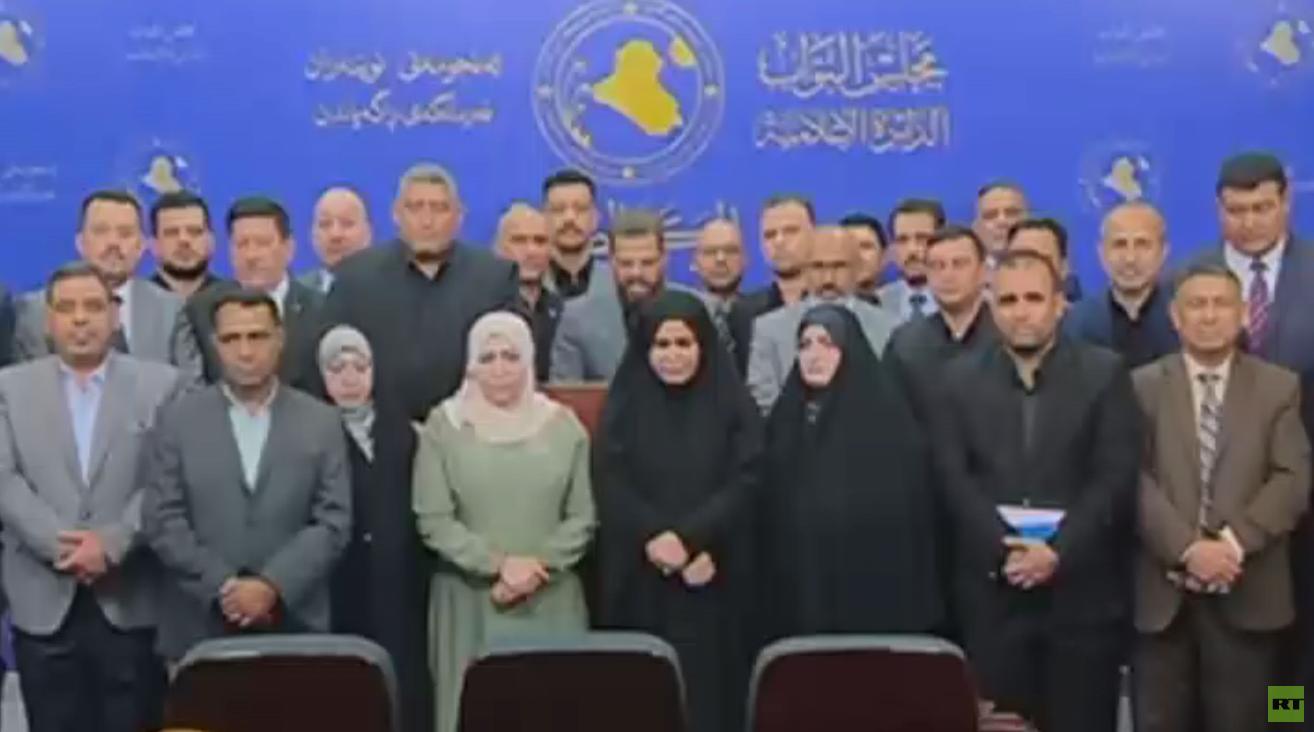 البرلمان العراقي يناقش قانون الانتخابات