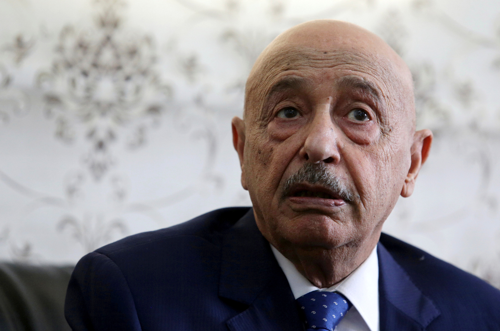 البرلمان الليبي يطالب غوتيريش بسحب اعتماده لحكومة الوفاق