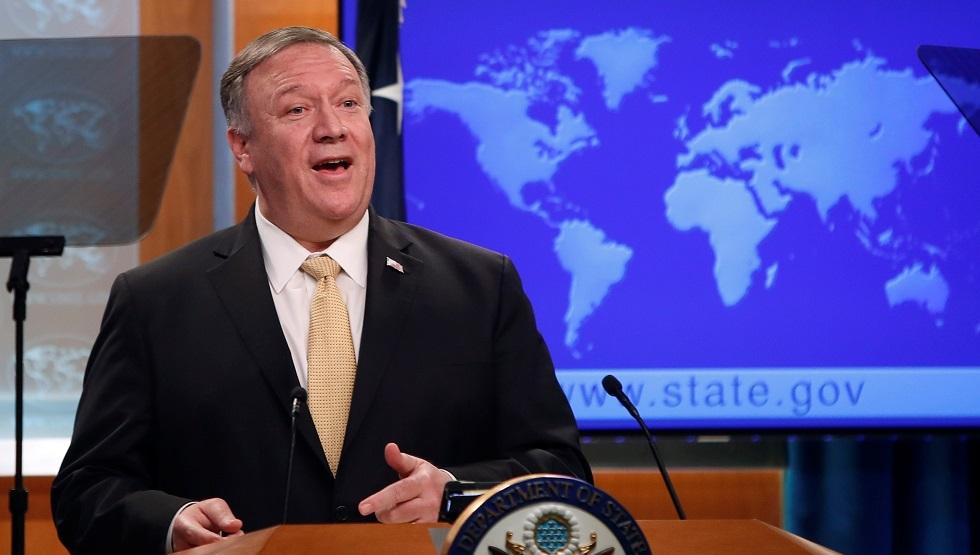 بومبيو يدعو الدول الأوروبية للانسحاب من الاتفاق النووي مع إيران