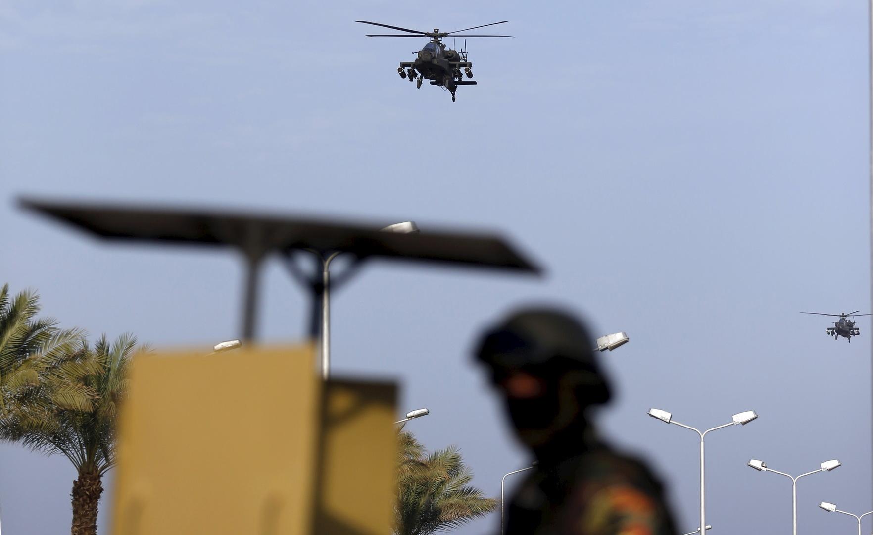 الوكالة الأوروبية لسلامة الطيران تصدر تقريرها حول مخاطر الطيران فوق سيناء