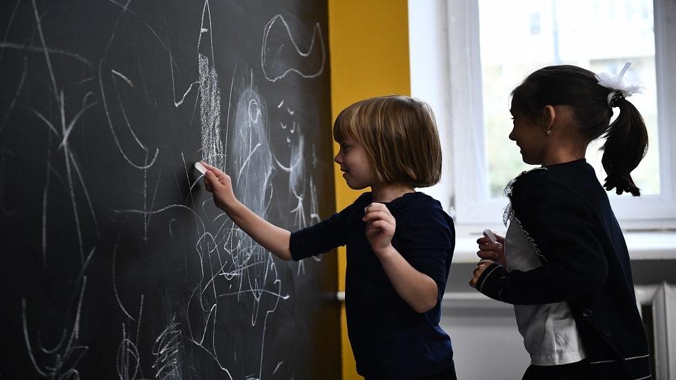 موسكو ثالثة في التصنيف العالمي للتعليم المدرسي