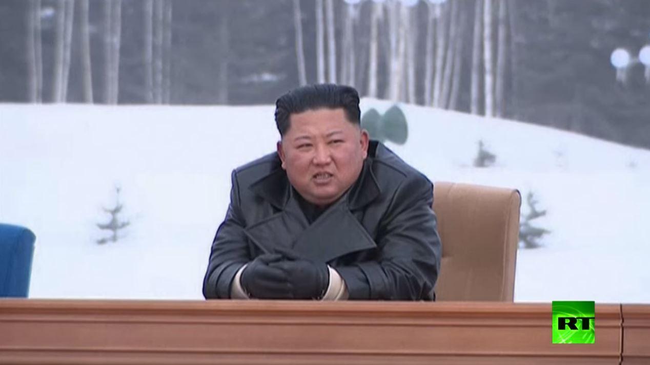 زعيم كوريا الشمالية يفتتح مدينة
